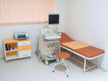 birth prevention: Ultrasound equipment
