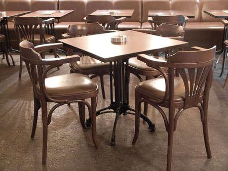 Cafe interior photo