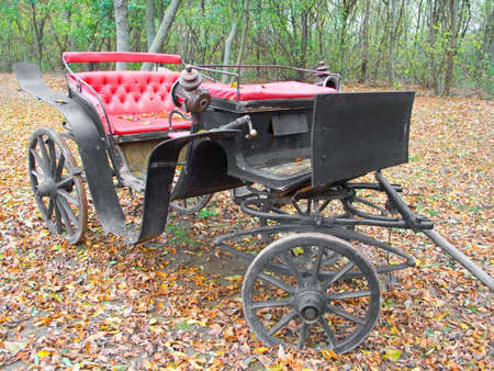 Antique Wagon Wheel Stock Photo - 5776465