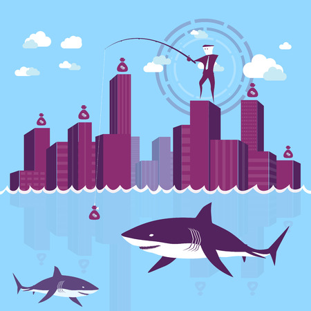 Danger in a business world