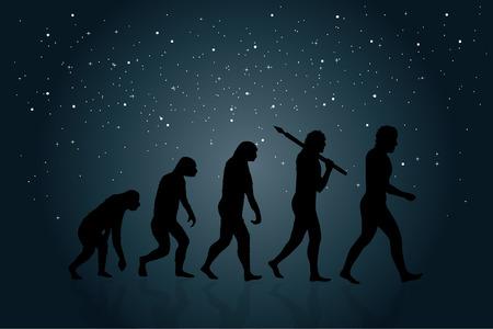 인간의 진화