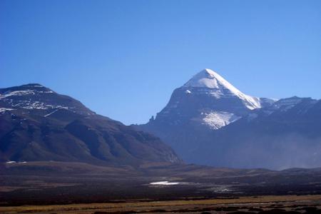 チベットでの Okahito Namisai の風景 写真素材