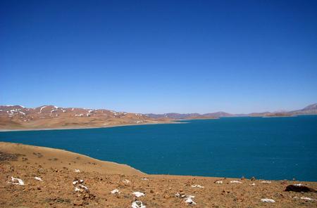 チベット マナサロヴァル湖、マナサロワール湖湖