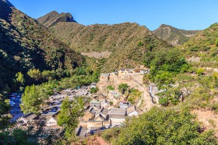 Chuandianxia Village, China.