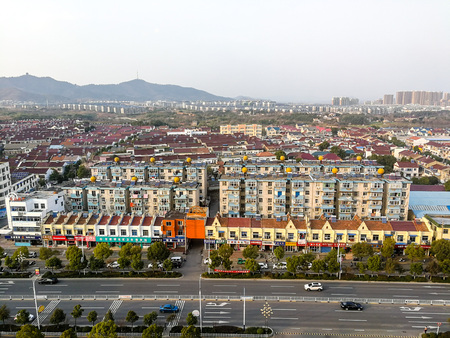 Xuancheng building scenery 新聞圖片