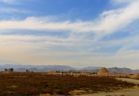 Western Xia Imperial Tomb 新聞圖片