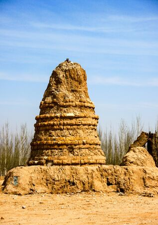 Yanqing desert 版權商用圖片