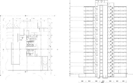 plan elevation