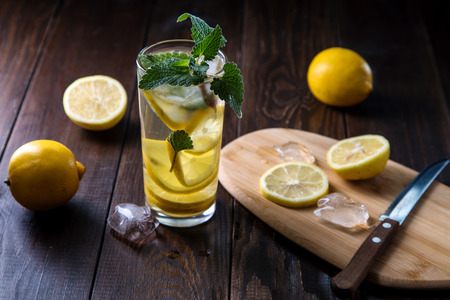 Image with lemonade.
