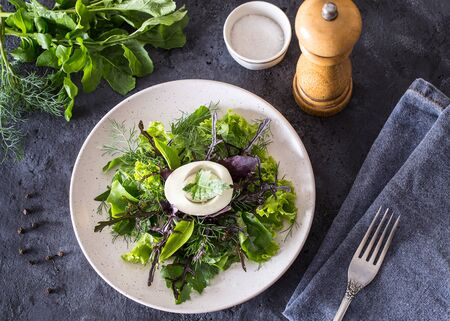 Image with salad.