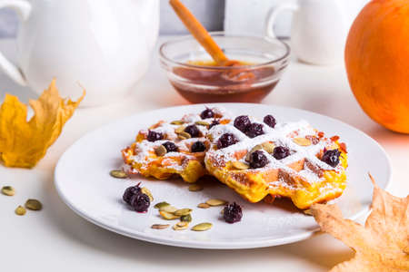 Image with waffles.