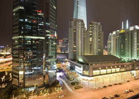 Night in Beijing photo