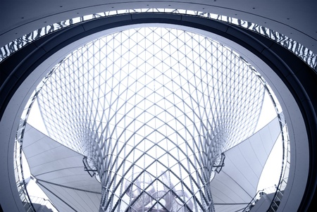 Modern Interior Architecture Stock Photo - 17435541