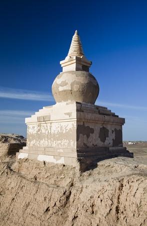 blackwater: China,Inner Mongolia,Alxa League,EJINAQI,black city