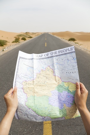 mapping: navigating the roads