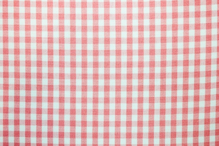 Pattern picnic tablecloth photo