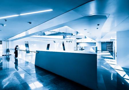 security door: Commercial Building aisle