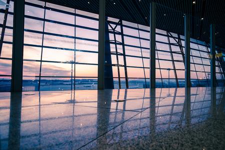 arrival departure board: Airport in Beijing