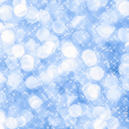 blink: Abstract christmas lights on background Stock Photo