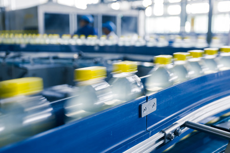 Getränke-Produktionsanlage in China