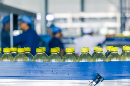 drinks production plant in China photo
