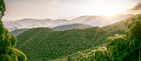 appalachian mountains: Mountain in south China Stock Photo