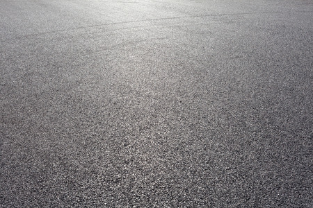 close-up horizontal view of new asphalt road 免版税图像 - 32639185