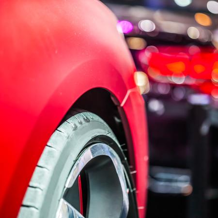 formula one: car tire