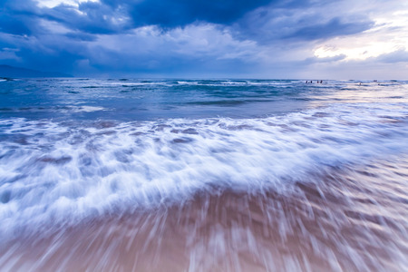 storm tide: The high tide of close-up