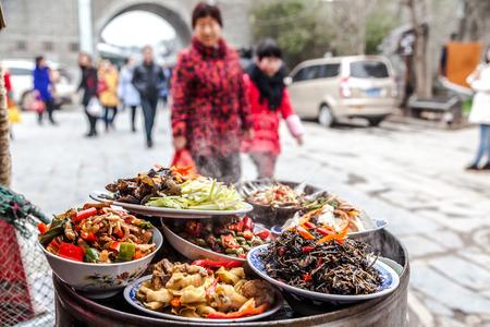 Chinese food photo