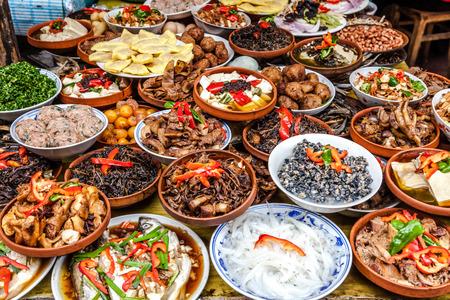 중국 음식 스톡 콘텐츠