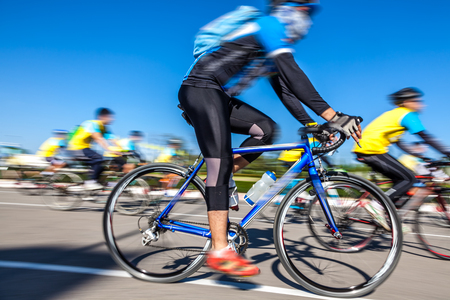 rivals rival rivalry season: Racing Bike,Motion blurred