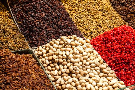 dry Fruit in Xinjiang Stock Photo