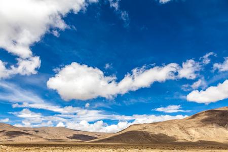 gobi in Himalaya mountains of Tibet