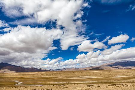 mountains in Himalaya of Tibet China