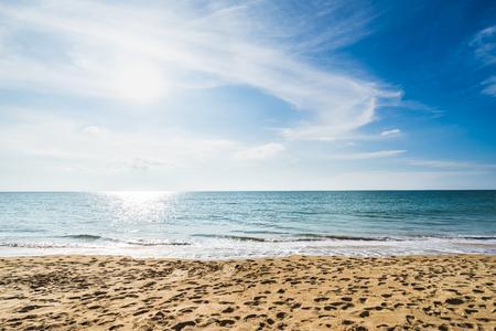 beauty beach in Phuket of Thailand Reklamní fotografie - 123027595