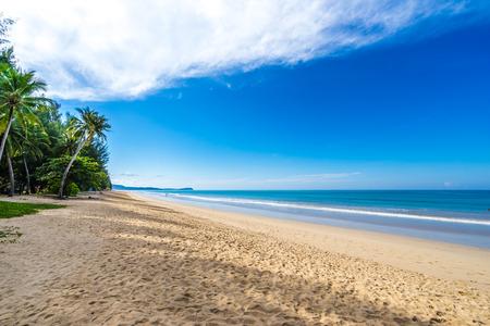 beach in Phuket of Thailand Reklamní fotografie - 123027594