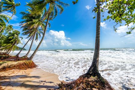 beach after storm in Thailand Reklamní fotografie - 123027753