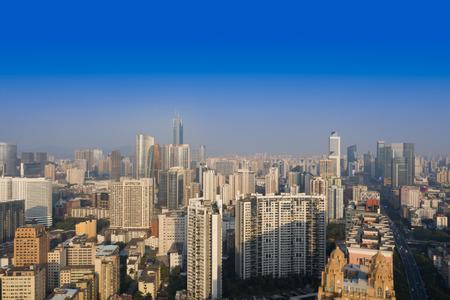 Guangzhou city view in China Reklamní fotografie - 123161536