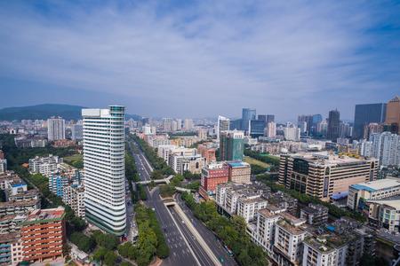 Guangzhou city view in China Reklamní fotografie - 123130246