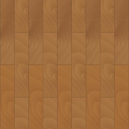 hardwood flooring: Wooden parquet seamless texture. Wooden floor and wood parquet. Vector illustration