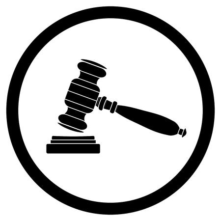legislation: Hammer for verdict legislation.