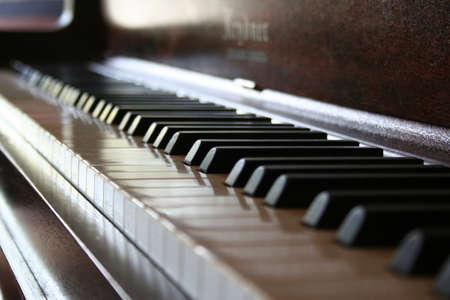 Piano Stok Fotoğraf