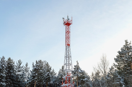 Wireless relay over-the-air cellular communication