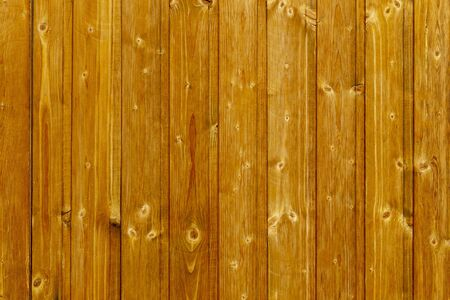 Wooden vertical boards. Abstract background. Front view Stok Fotoğraf - 126843772