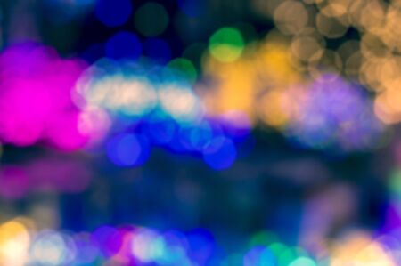 Abstract background with bokeh effect.
