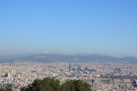 The very beautiful and amazing cityspace photo