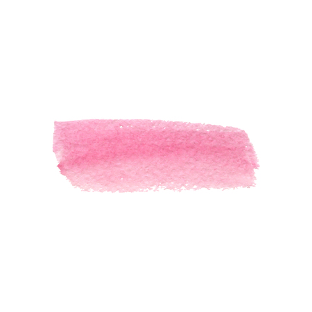 Watercolor pink background with soft pleasant color.