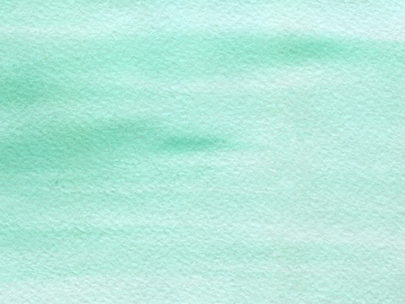 Watercolor background with paper texture. Fresh springtime concept.