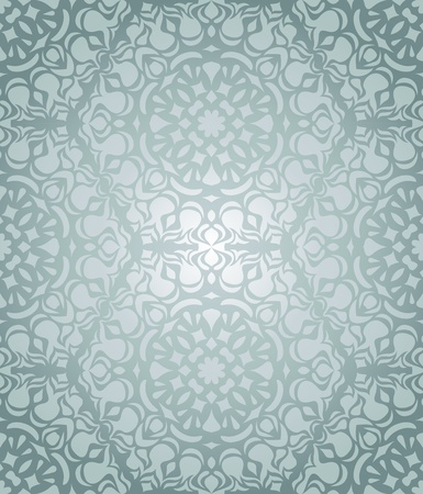 Seamless pattern with abstract ornament Stock Vector - 11660566